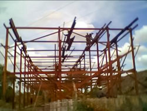 学校の建設当初